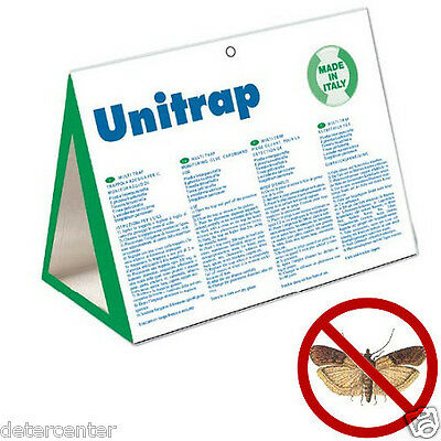 20 Traps - Insects Moths Anobidii Unitrap Monitoring Food