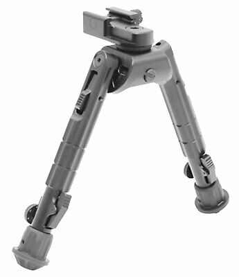 """Leapers UTG Heavy Duty Recon 360 Bipod, 6.69"""" to 9.12"""" H - TLBP01"""