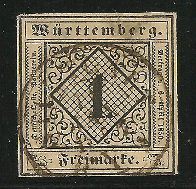 Wurttemberg Scott    1   Used