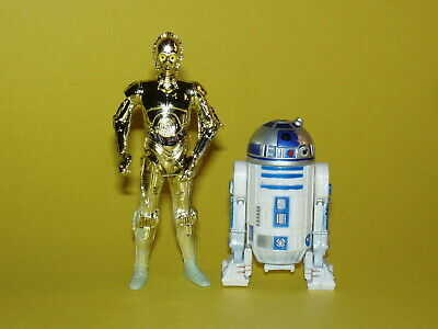 C-3PO snowy Hoth Build-a-Droid from Star Wars 30th Ambush on Ilum Battle Pack