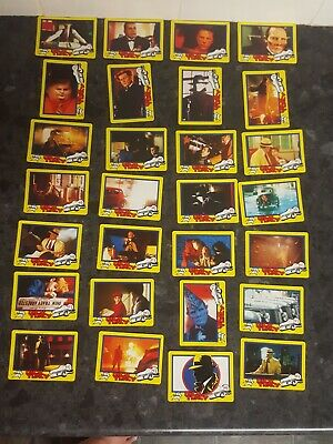 Dick Tracy dandy disney cards x 38 c1990s free postage