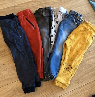 Boys Jeans / Joggers Bundle Age 3-4. NEXT and More