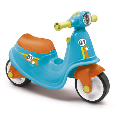 Smooby Blue Toddler Ride On Childrens Scooters | Safe and durable design | Styli