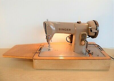 Singer 185K Electric Heavy Duty Sewing Machine, In Good Condition