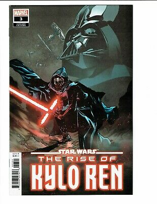 Star Wars The Rise of Kylo Ren #3 1:25 Stefano Landini Variant Edition Comic