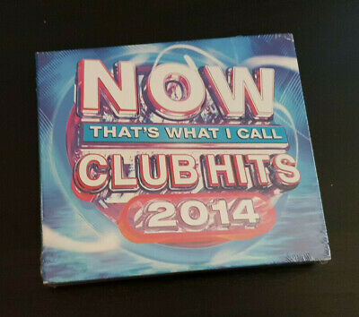 Cd Triple Album - Now Thats What I Call Club Hits 2014 - New And Sealed