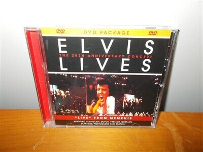 Elvis Presley . Elvis Lives: The 25th Anniversary Concert . TCB Band . DVD