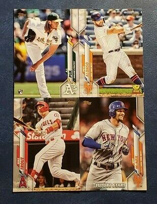 2020 Topps Series 1 Base 201-350 Veteran Rookies RC Pick Your Card Soto Alonso