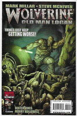 Old Man Logan #13 NM The Last Ronin Part 5 The Wolverine  Marvel Comics CBX1T