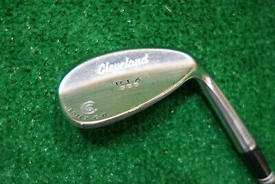Cleveland 588 Rtx 2.0 Tour Satin Rotex 58 Degree Wedge Flex Steel 0704092 Righty