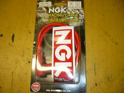 cable competition ANTIPARASITE NGK RACING CR2 COUDE 8048