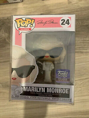 Funko Pop HQ GRAND OPENING Hollywood Exclusive MARILYN MONROE w sunglasses