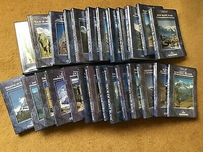cicerone trekking guide books collection