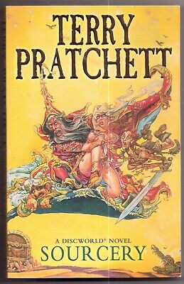 Terry Pratchett - Sourcery