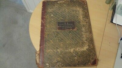 C1830'S Political Sketches. H.b. John Doyle 'Unholy Alliance