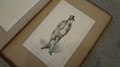 C1830'S Political Sketches. H.b. John Doyle 'The Man Who Prefers .
