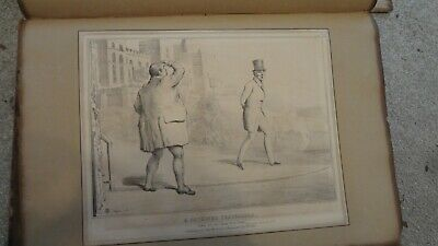 C1830'S Political Sketches. H.b. John Doyle 'Detected Trespasser
