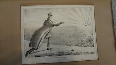 C1830'S Political Sketches. H.b. John Doyle 'The Gheber