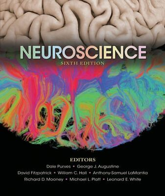 Neuroscience 6th Edition by Dale Purves (Digital 2018)