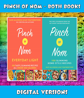 Pinch of Nom Both Books 💥Read Description💥