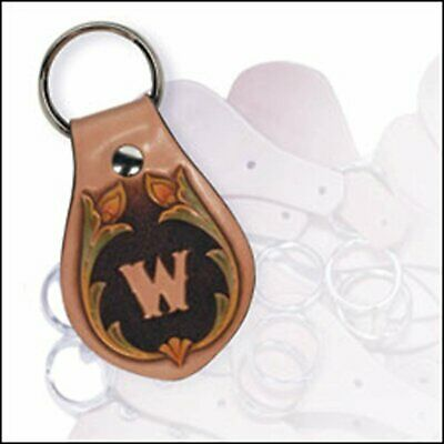 Tandy Leathercraft Key Fob Group Pack of 25 4149-99