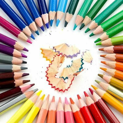 Water Color Pencils Colour Set Professionals Artist Painting Pencil For Drawing