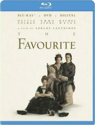 FAVOURITE (2018) (Region A BluRay,US Import,sealed.)