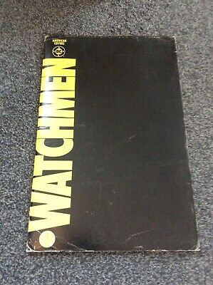 Watchmen 1986-7 1-12 Complete Set. Alan Moore Classic From Dc Comics