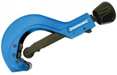 Silverline 868825 Quick Release Tube Cutter, 6 - 64 mm