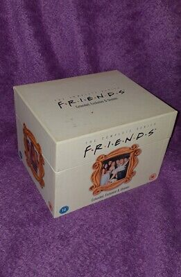 Friends The Complete Series 1-10 15th Anniversary Extended Exclusive and Unseen