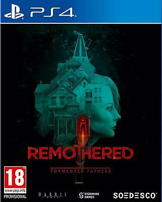 * Playstation 4 NEW SEALED Game * REMOTHERED - TORMENTED FATHERS * PS4