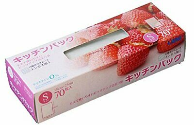 70 sheets kitchen pack S semi-transparent 18cm 25cm 45334 fromJAPAN