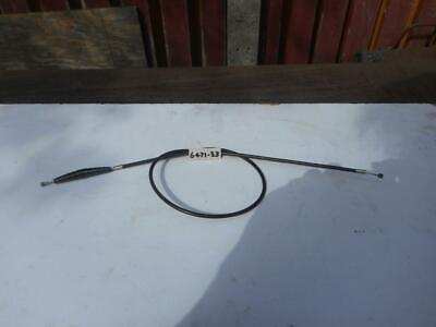 Ariel Valve Lifter Cable 6471-33 VB Models 1933/1955 With Air Type Lever UK Made