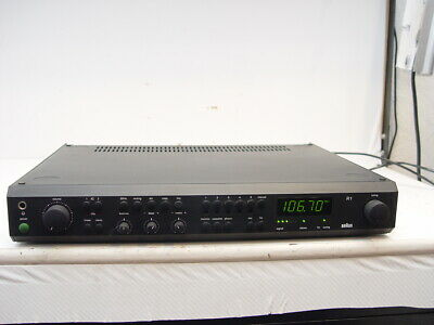 Braun R1 Stereo Receiver / Atelier Serie