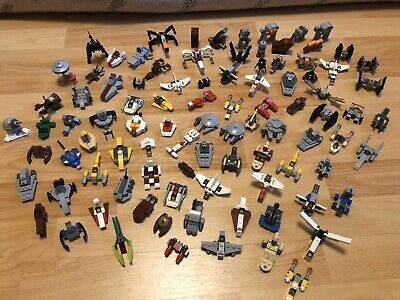 Lego Star Wars - 94 Miniaturen - TOP!!!