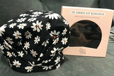 The Shower Cap Reinvented ($43)