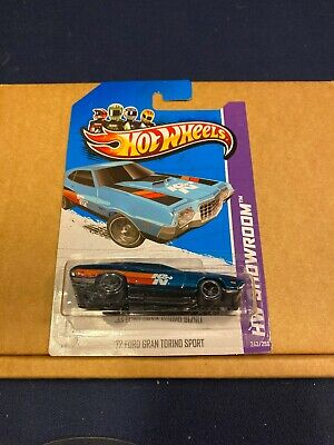 2013 Hot Wheels Treasure Hunt Super - '72 Ford Gran Torino Sport