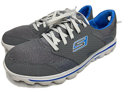 SKECHERS GO WALK 2 Flash Furry Womens Style #13970 Goga Mat