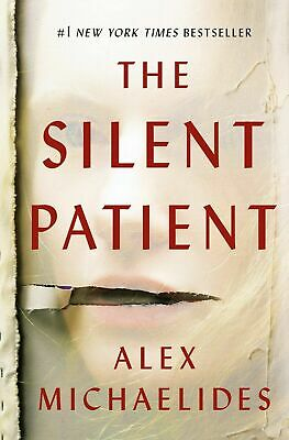 The Silent Patient by Alex Michaelides HARDCOVER – February 5, 2019 BRAND NEW
