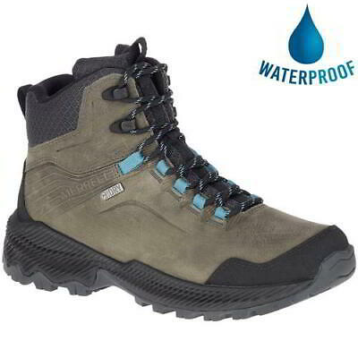 Merrell Forestbound Mid Womens Ladies Waterproof Hiking Walking Boots UK 4-8