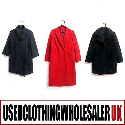 20 Grade A Modern Coats Jackets Women's Fashion Wholesale Clothing Job Lot
