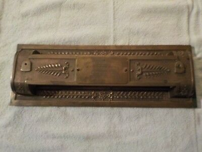 Old and Original National Cash Register Top With Tag  NCR