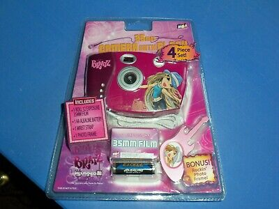 Kids Camera with Flash - Vintage BRATZ – 35mm Color Print Film 200 IS – New in