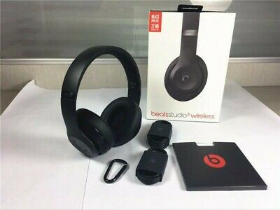 Beats by Dr. Dre Studio3 Wireless Over the Ear Headphones - Matte Black