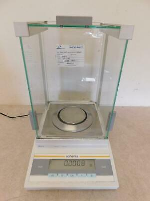 Sartorious BP61S Analytical Laboratory Balance Scale w/ Glass Enclosure