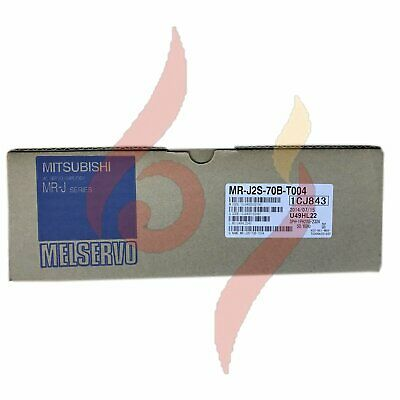 1PC New in box Mitsubishi MR-J2S-70B-T004 Servo Drive MRJ2S70BT004