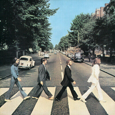 CDP 7 46446 2 - The Beatles - Abbey Road - ID5z - CD - europe