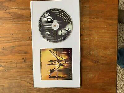 Chris Cornell signed CD With COA
