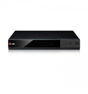 LG DP132 All Region Multi Region DVD PLAYER USB DIVX Remote - FREE POST