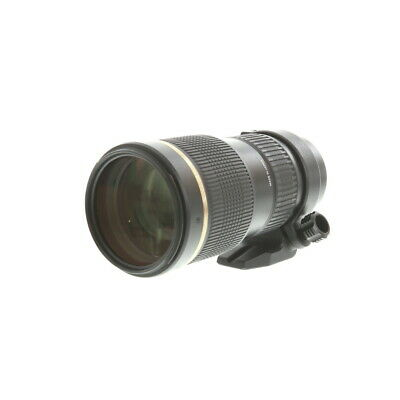 Tamron 70-200mm F/2.8 DI LD IF SP Macro (A001) Lens For Sony Alpha Mount {77} BG